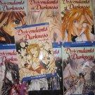 Descendant of Darkness 1 - 11 Manga set