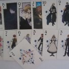 Tsubasa Chronicle TRUMP/Playing cards (Furoku) *RARE* collectible!!! Japan!