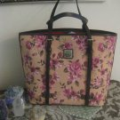 Dooney and Bourke east/west cabbage rose handbag Brand new w/ Tags!!