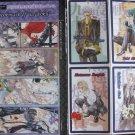 Betrayal Knows My Name Furoku Artwork Trading Cards / Bookmarks OOP