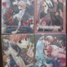 Loudest Whisper, Welcome to Paradise, & 2 other Yaoi clear file promo mini's