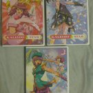 Kalido Star DVD Vol 1-3 (Open, new)