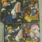 Chrono Crusade DVD box set with Artbox!! OOP