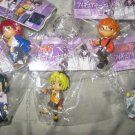 Hikaru no Go collectible key chain set from Japan
