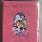 Saint Tail Trading Card storage book HTF, RARE