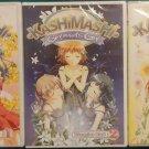 KashiMashi ~ Girl meets Girl DVD 1 - 3  (Sealed, new)  OOP!!