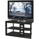 "36 GLOSS BLK TV STAND"" - Retail $210 - 3138884 (stock:2)"