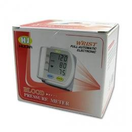 Automatic Wrist Blood Pressure Monitor-9319497- (stock:960)