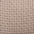 White Aida Band 3.5 cm, 1.4 inches wide