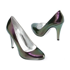 Brenda 2 Patent Leather Pumps