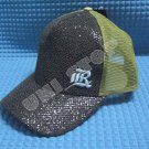 Mesh Cap (Yellowish Brown)