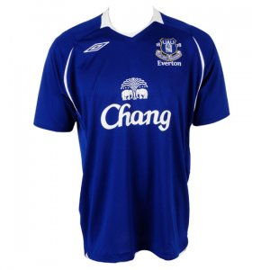 Everton Home Jersey 08/09