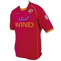 Roma Home Jersey 08/09