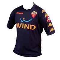 Roma 3rd Kit Jersey 08/09