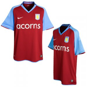 Aston Villa Home 08/09