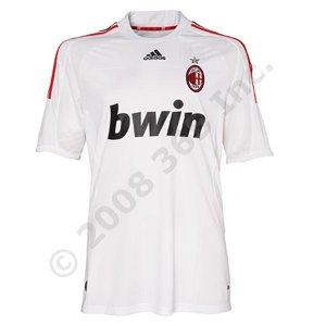 AC Milan Away Jersey 08/09