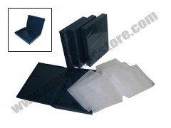 25mm DVD Case 12-in-1 Blue Color 10Pcs/Pack