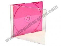 5.2mm Jewel Case Red