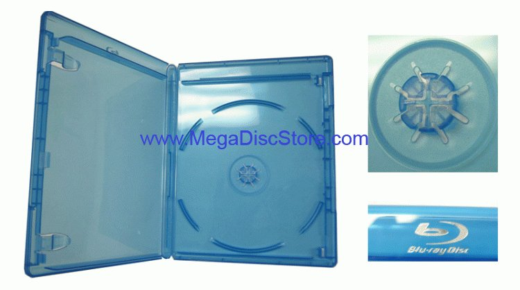 Blu-ray Single Case VIVA ELITE Brand High Quality 20 Pack