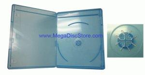 6mm Slim Line Viva Elite Blu-ray Single Case Free Shipping 12 Pack