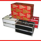 Stylish Aluminum Makeup Train Case Store n Carry Cosmetic & Jewelry Canada n USA