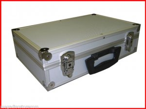 Mini Aluminum Store&Carry Case For Tool/Camera/Gun & More Equipments CANADA&USA