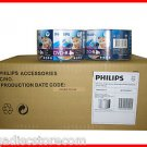 600 Pk PHILIPS 16x White Inkjet Printable Blank Recordable DVD-R Media Disk 4.7G