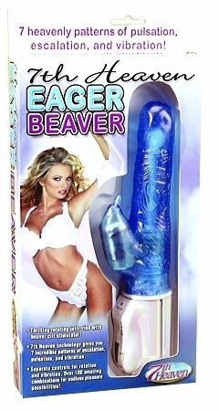 7th Heaven Eager Beaver Vibrator