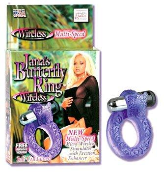 Butterfly Ring Enhancer - Purple