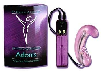 Berman Adonis G Spot & Clit Stimulator