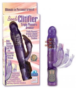 Clitifier Triple Pleasure