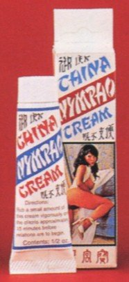 China Nympho Tighten Cream