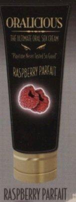 Oralicious Raspberry Parfait