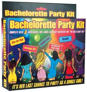 Bachelorette Pary Kit