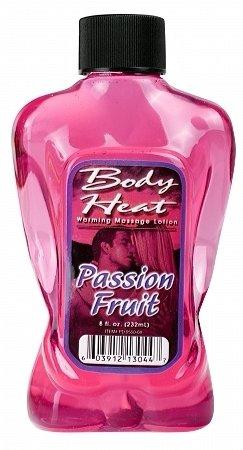 Body Heat Passion Fruit