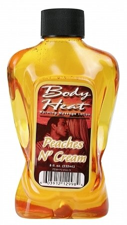 Body Heat Peaches & Cream
