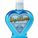 Liquid Love - Blue Raspberry 4 oz.