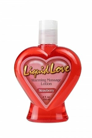 Liquid Love - Strawberry 4 oz.