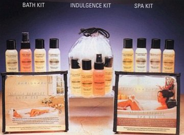 Spa Kit - Vanilla Harmony