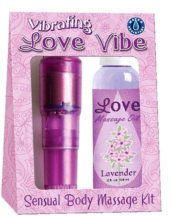 TLC Love Vibe Kit Lavender