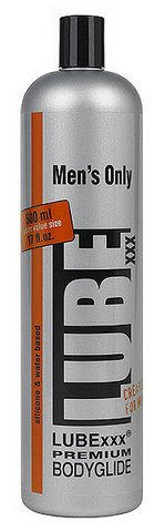 LubeXXX Men's Only Lube 500 ml