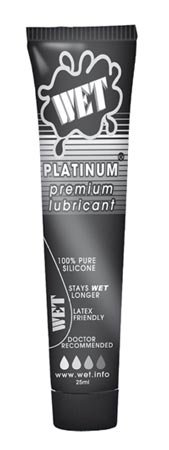 Wet Platinum Classic 25 ml