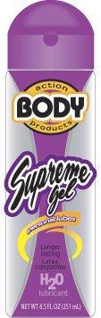 Body Action Supreme Gel 4.8 oz.