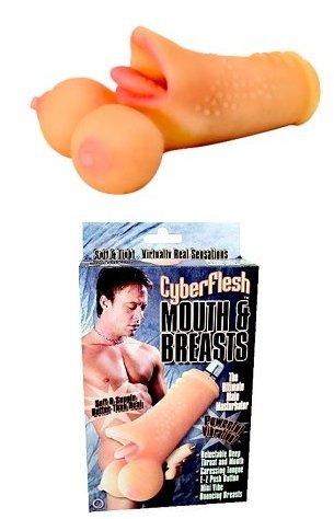 Cyberflesh Mouth & Breasts