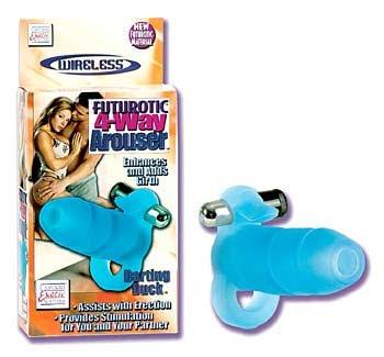 Futurotic Darting Duck 4 Way Arouser