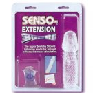 Senso Extension With Lube
