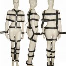 Leather Straped Full Body Restraint Harness