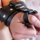 Leather Wrist Restraints