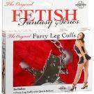 Furry Leg Cuffs