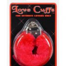 Love Cuffs - Red